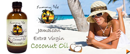 Sunny Isle extra huile de COCO vierge 125ml