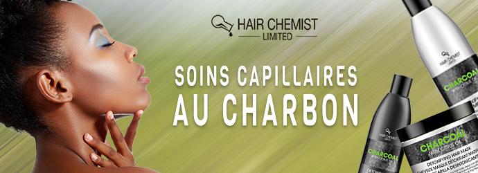Hair Chemist - Charcoal