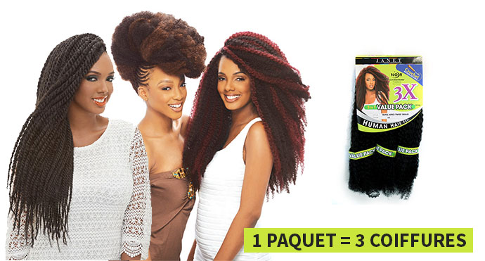 JANET TRIPLE AFRO TWIST BRAID