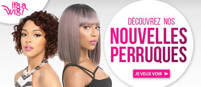Nouvelles perruques its a wig Février 2018 >>>