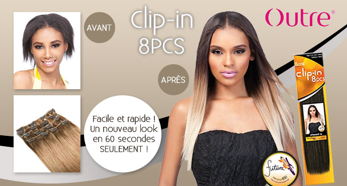 OUTRE CLIP-IN