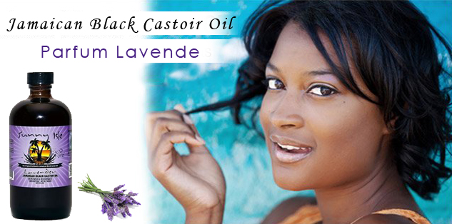 huile jamaican black castor lavende