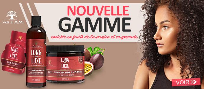 Nouvelle gamme LONG & LUXE de la marque AS I AM >>>