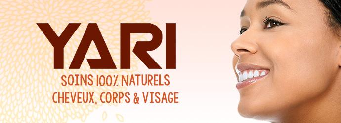YARI, soins 100% naturels