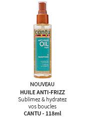 CANTU ANTI-FRIZZ OIL