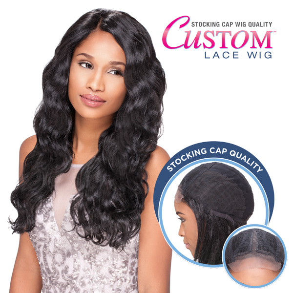 Perruque Sensationnel BODY WAVE (Custom Lace)