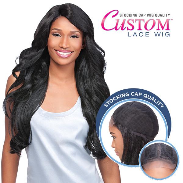 Perruque Sensationnel LOOSE BODY (Custom Lace)
