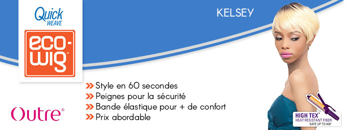 OUTRE ECO-WIG PERRUQUE KELSEY