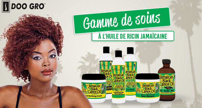 DOO GRO JAMAICAN BLACK CASTO OIL