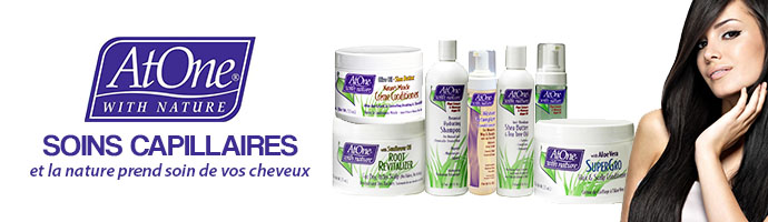 ATONE WITH NATURE - SUPERBEAUTE.fr