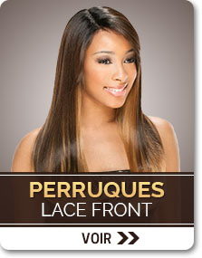 Perruques lace front