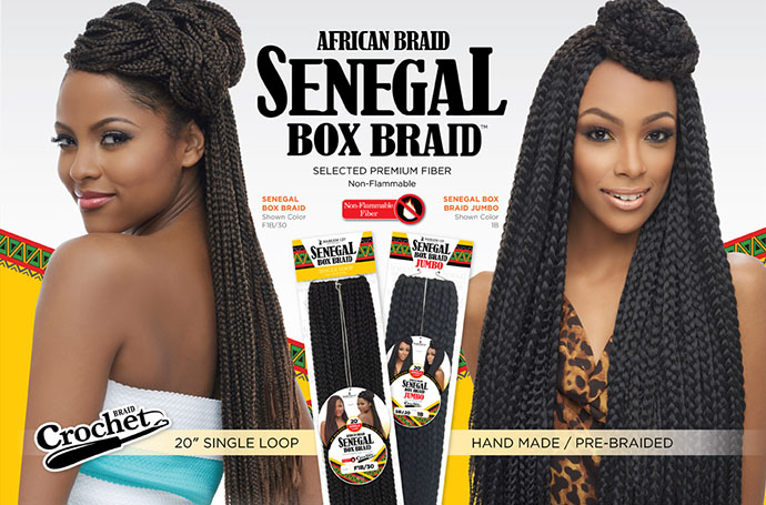 HARLEM SENEGAL BOX BRAID JUMBO