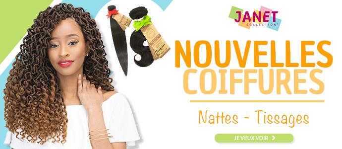 Cliquez ici pour découvrir nos nouvelles COIFFURES de la marque Janet et Noir