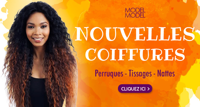 Nouvelles coiffures Model Model et Glance >>>