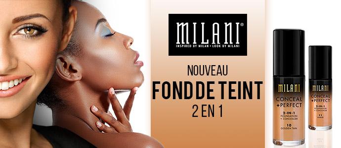 MILANI, fond de teint 2en1