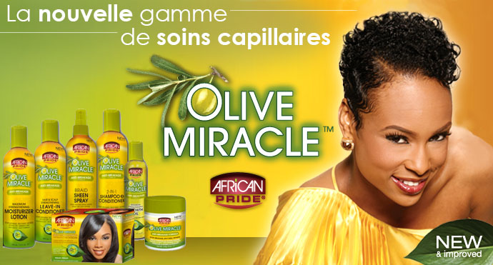 MIRACLE OIL AFRICAN PRIDE