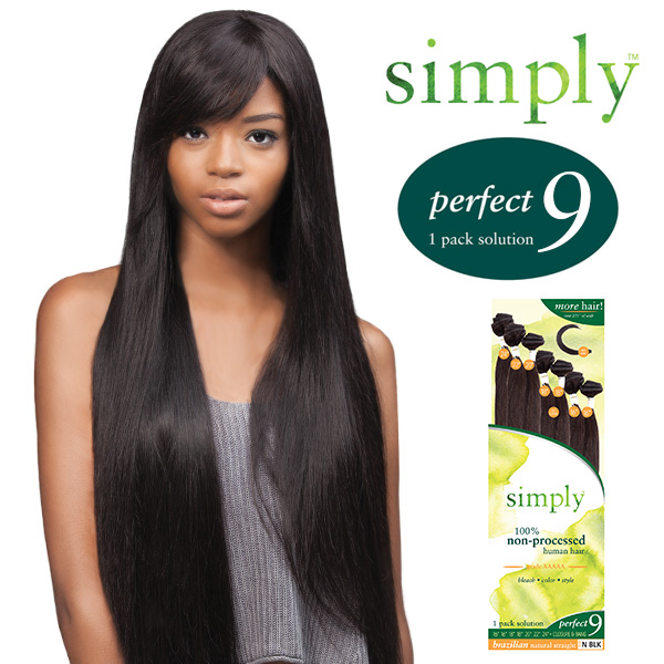 OUTRE TISSAGE PERFECT 9 BRAZILIAN STRAIGHT