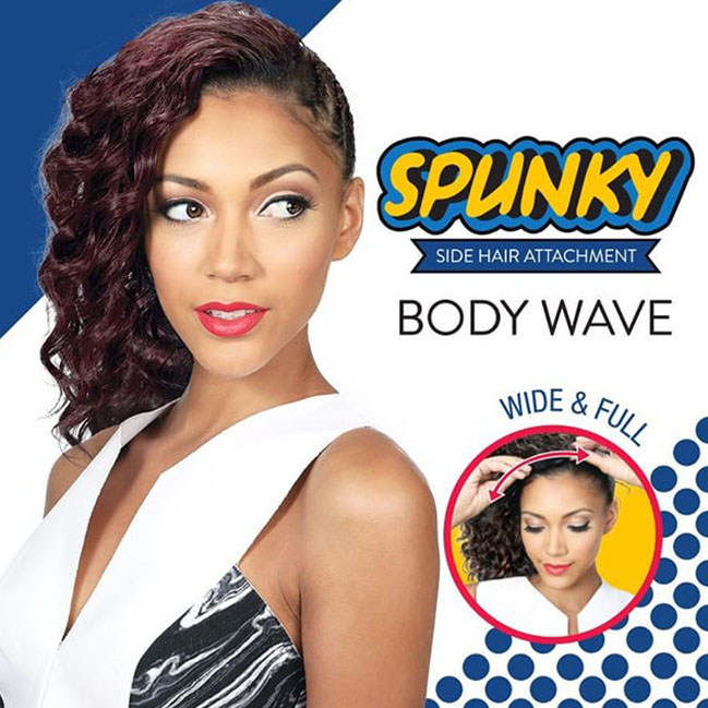 SPUNKY BOBBI BOSS BODY WAVE