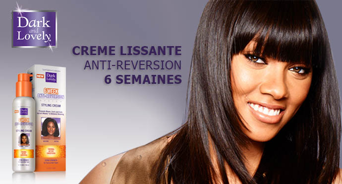 CREME LISSANTE ANTI-REVERSION DARK AND LOVELY