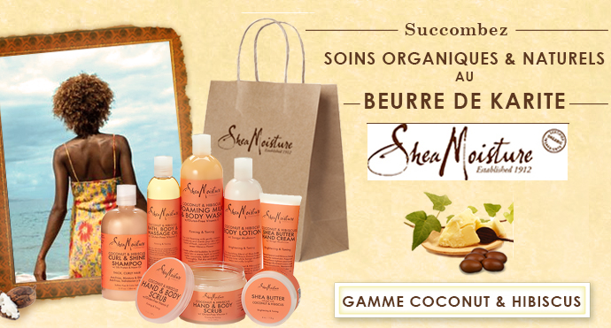 Aprés-shampoing coco et hibiscus