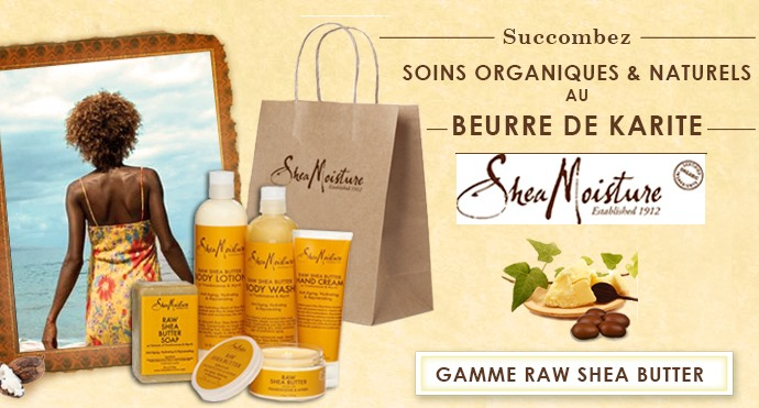 Shea moisture apr s shampooing beurre de karit restorative 384ml - Beurre de karite utilisation ...