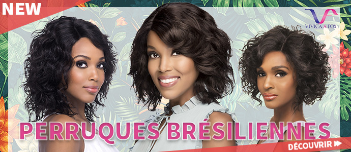 Nouvelles perruques Brésiliennes VIVICA FOX
