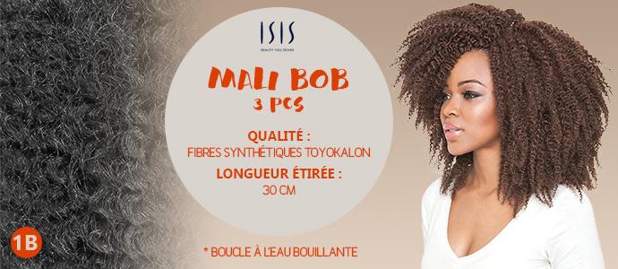 ISIS, natte à tresser MALI BOB 3pcs