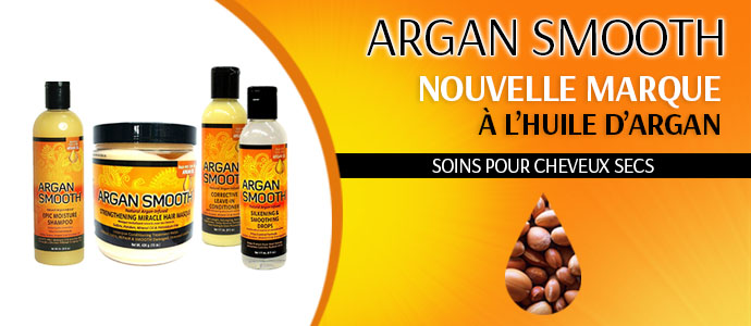 ARGAN SMOOTH