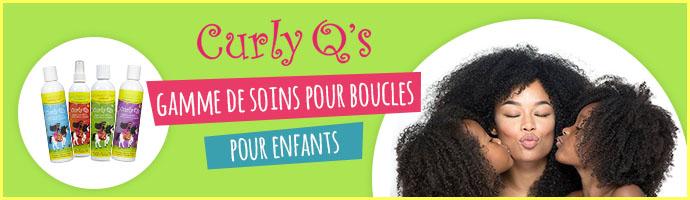 Gamme CURLY Q's pour enfants