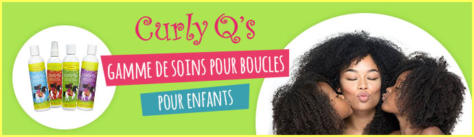 CURLY Q'S CURLS - SUPERBEAUTE.fr