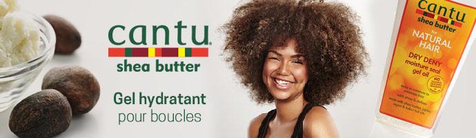 CANTU SHEA BUTTER DRY DENY - SUPERBEAUTE.fr