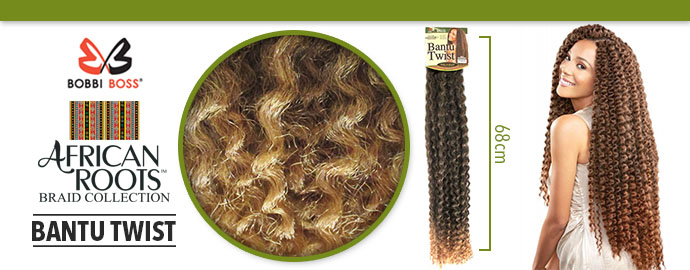 BOBBI BOSS NATTE BANTU TWIST AFRICAN ROOTS