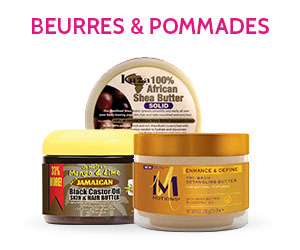BEURRE & POMADE CAPILLAIRE
