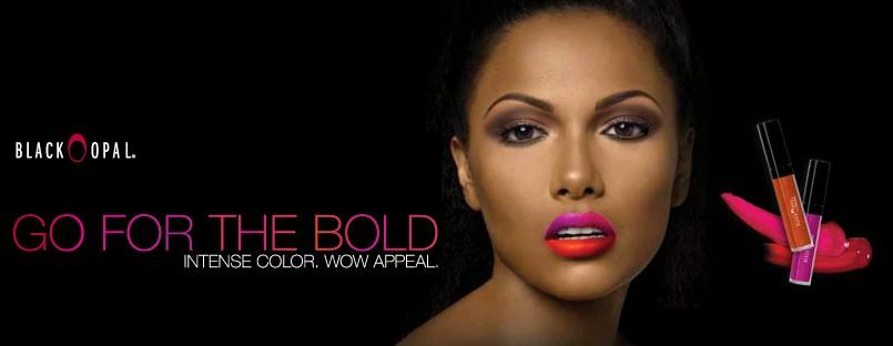 Nouveau rouge à lèvres Black Opal