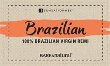 Closure cheveux 100 % brésiliens vierges