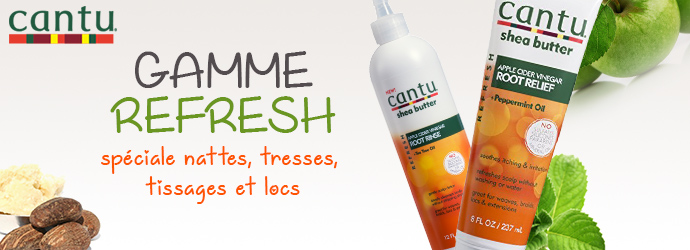 CANTU, ROOT RINSE & ROOT RELIEF