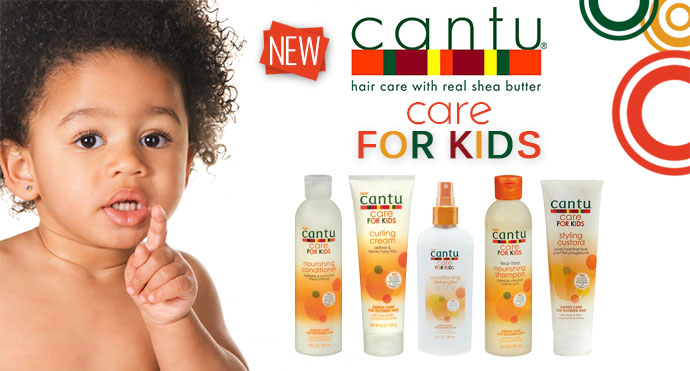 CANTU KIDS CURLING CREAM