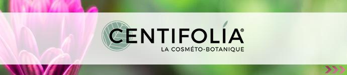 Cliquez ici pour découvrir la marque CENTIFOLIA
