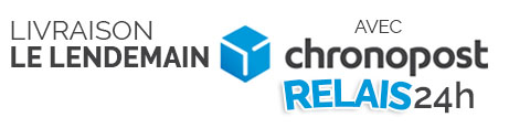 Logo Chronopost Relais 24H