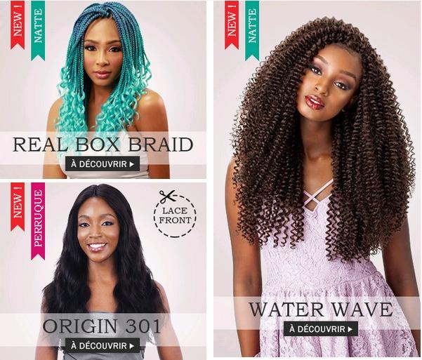Nouvelles coiffures glamour, cliquez ici >>>