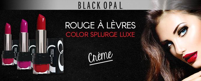 BLACK OPAL COLOR SPLURGE CREME