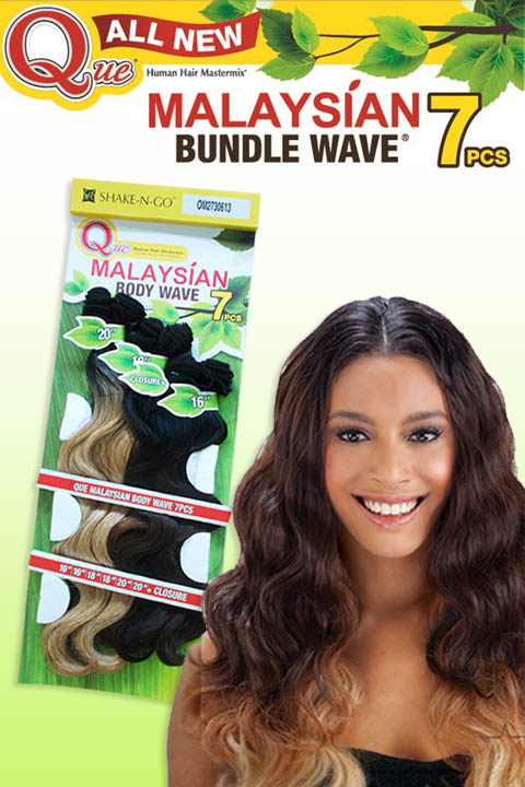 EQUAL MALAYSIAN BODY WAVE