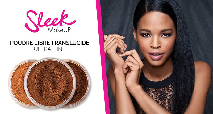 SLEEK MAKE UP POUDRE LIBRE TRANSLUCIDE