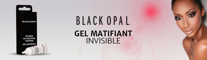 BLACK OPAL GEL MATIFIANT