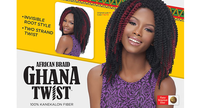HARLEM 125 GHANA TWIST NATTE SYNTHETIQUE SUPERBEAUTE.fr