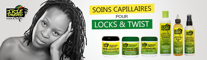 IRIE DREAD - SUPERBEAUTE.fr
