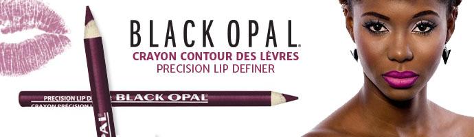 BLACK OPAL PRECISION LIP DEFINER CRAYON CONTOUR DES LEVRES