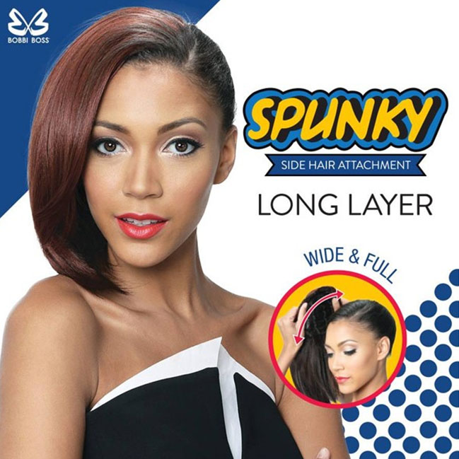 SPUNKY BOBBI BOSS LONG LAYER