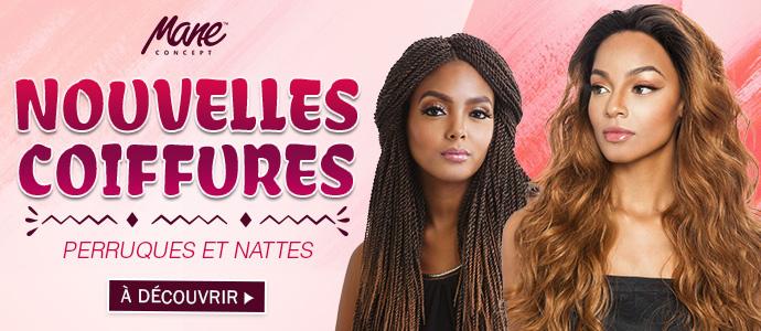 MANE CONCEPT nouvelles coiffures Mars 2018