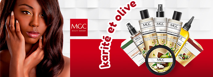 MGC, karité & olive